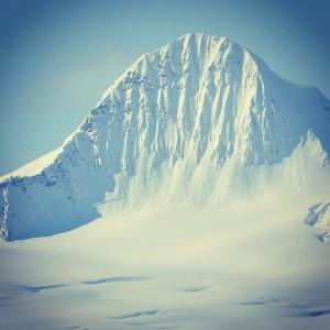 No named peak in the Chugach